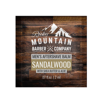 Sandalwood Aftershave (Sample Size)
