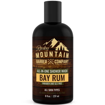 All-In-One Shower Wash | Bay Rum