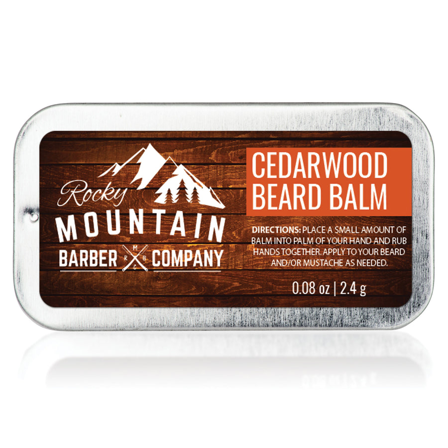 Beard Balm Sample (Cedarwood)