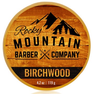 men's soap - birchwood