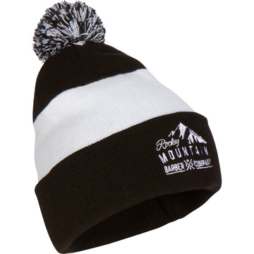 Rocky Mountain Barber Black Toque