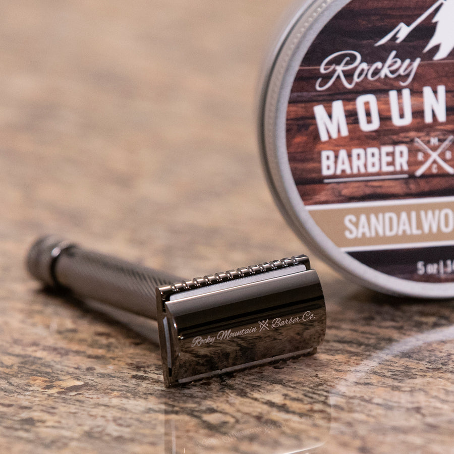 Men's Double Edge Safety Razor