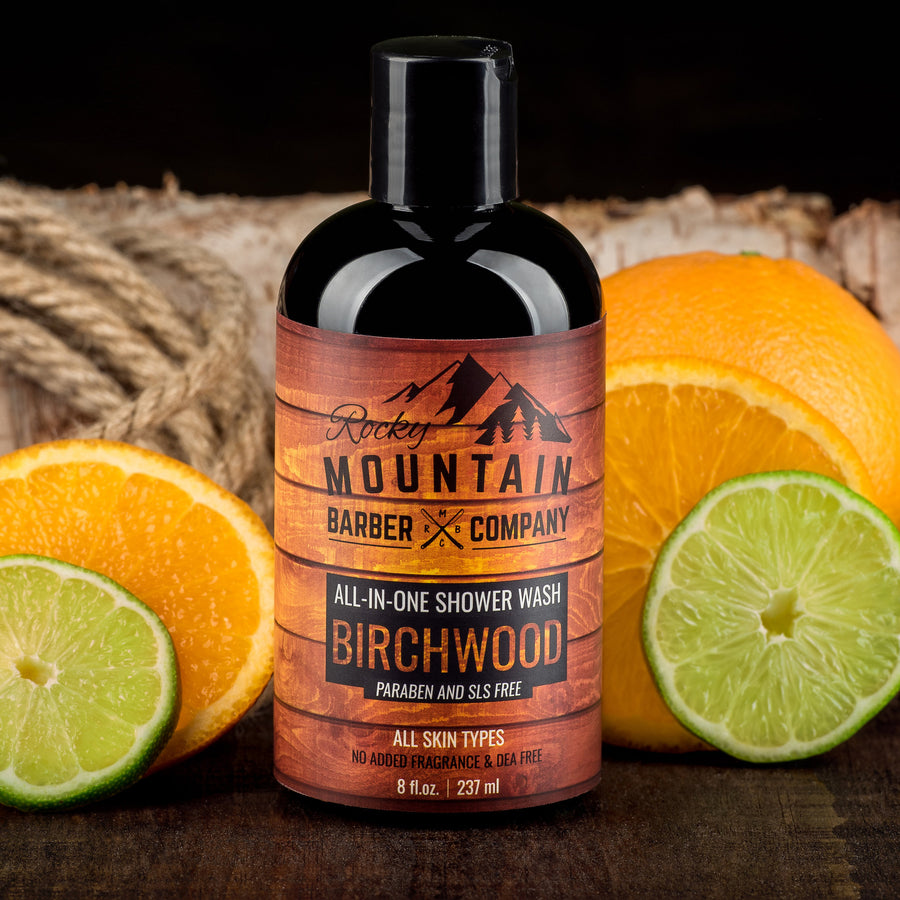 All-In-One Shower Wash | Birchwood