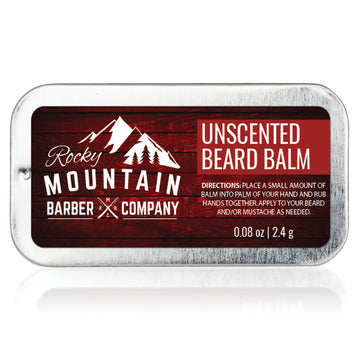 Beard Balm Sample (Unscented)