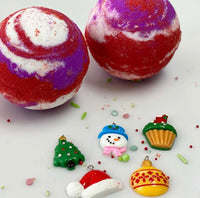Christmas Ornament Bath Bomb