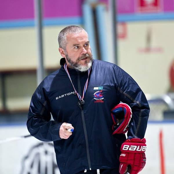 Ice Dogs sign Andrew Petrie as new Head Coach