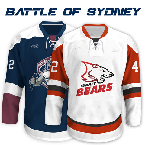 Game 1 - Sat April 20 vs. Sydney Bears