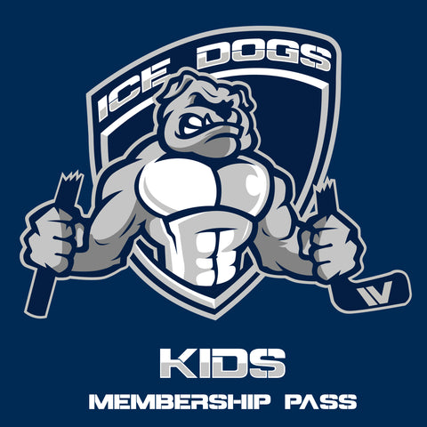 2018 KIDS Sydney Ice Dogs Membership Pass