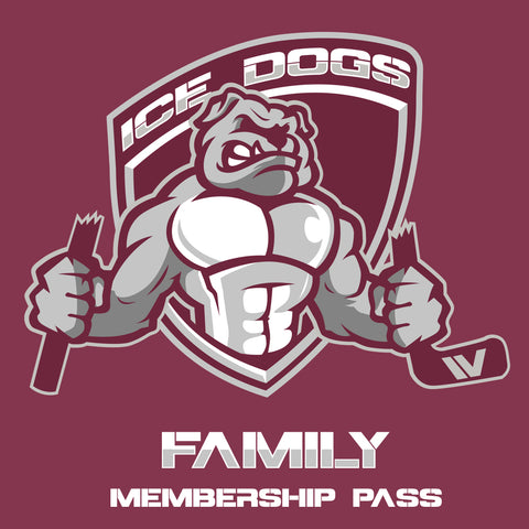 2018 FAMILY Sydney Ice Dogs Membership Pass
