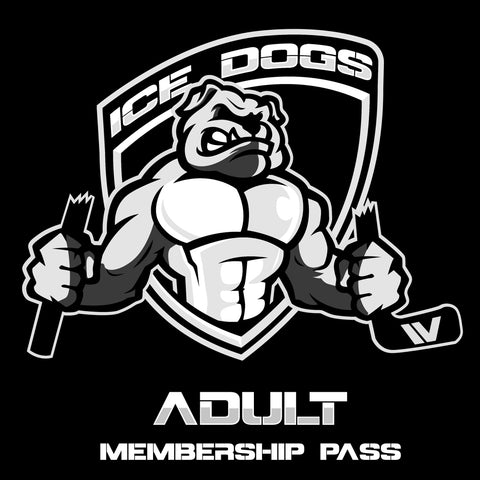 2018 ADULT Sydney Ice Dogs Membership Pass