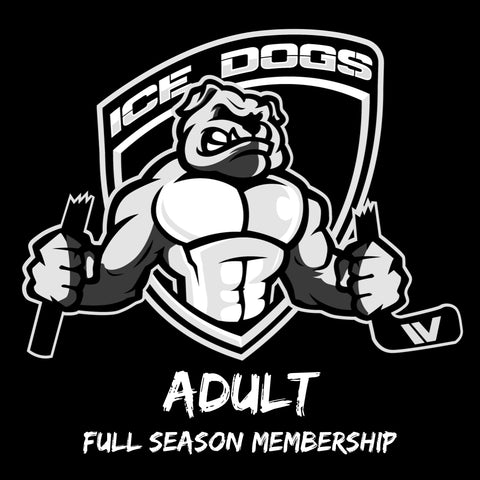 2019 ADULT Sydney Ice Dogs Membership Pass