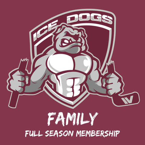 2019 FAMILY Sydney Ice Dogs Membership Pass