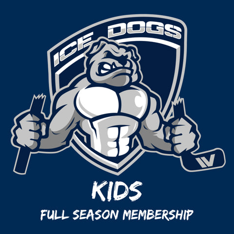 2019 KIDS Sydney Ice Dogs Membership Pass