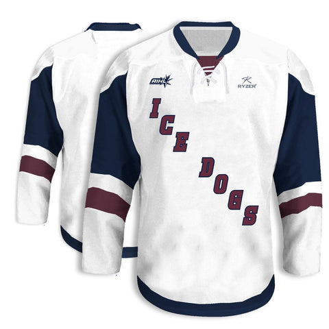 2017 Sydney Ice Dogs Away Jersey
