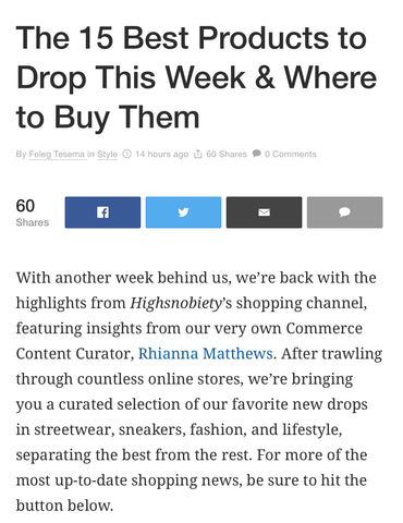 our custom chest rigs featured on Highsnobiety.com 2ed6bfbbd