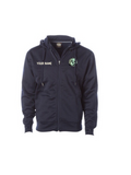 UCSD Unisex Full Zip Fleece Jacket