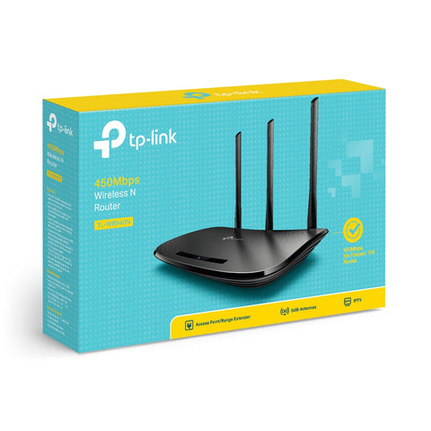 TP-Link TL-WR940N 450Mbps Wireless N Router