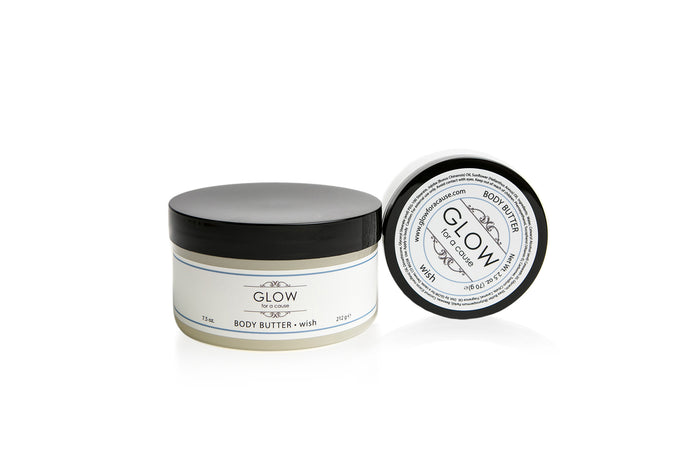 Glow for a Cause Wish Body Butter