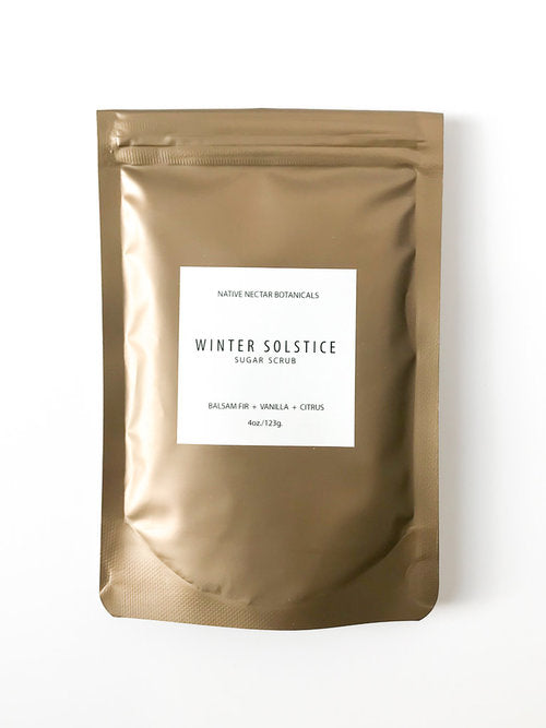 Native Nectar Botanicals Winter Solstice Sugar
