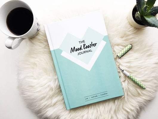 The Mood Booster Journal