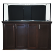 150 gallon reef aquarium 60x24x24 with traditional stand