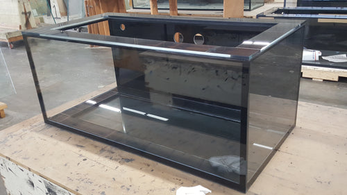 In-Stock SPECIAL: 100 Gallon Starphire Eurobraced Tank