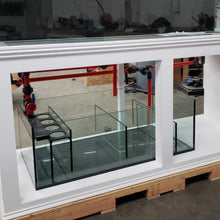 "In-Stock: 48""x24""x16"" Glass Sump"