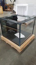 Cube Aquarium with Steel Stand (90-135 Gallons)