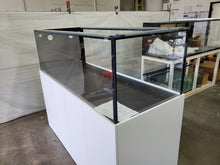 Eurobraced Tank with Steel Stand & Magnet-Mounted Skin: 120 to 260 Gallons