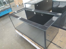 IN-STOCK: 100 Gallon Starphire Eurobraced Tank w/Optional Stand