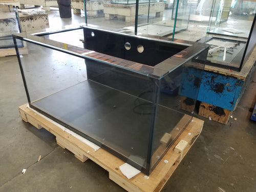 IN-STOCK: 140 Gallon Starphire Eurobraced Tank w/Optional Stand