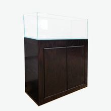 45 gallon rimless Starphire aquarium