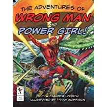 THE ADVENTURES OF WRONG MAN AND POWER GIRL