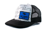 Wave Trucker Cap