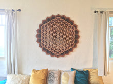 "44"" Flower of Life Mandala"