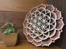 "11"" Flower Of Life Mandala"
