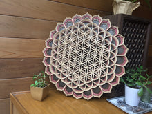"22"" Flower Of Life Mandala"