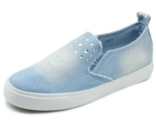 DIAMOND Denim Loafer
