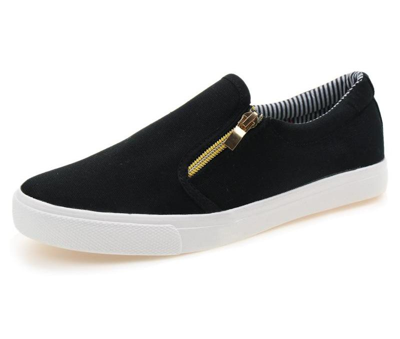 Moelleux Zipper Loafer