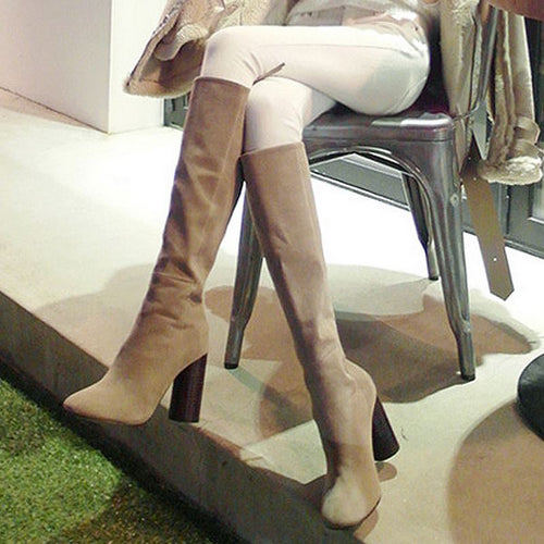 UPTOWN Knee High Boot