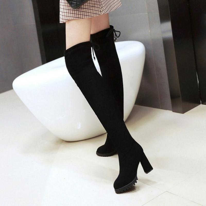 YOKIE over the knee Boot
