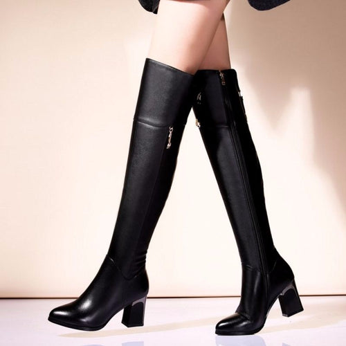 CRUISE Over the Knee Boot