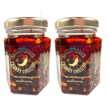 chillifoodies chunky chilli oil