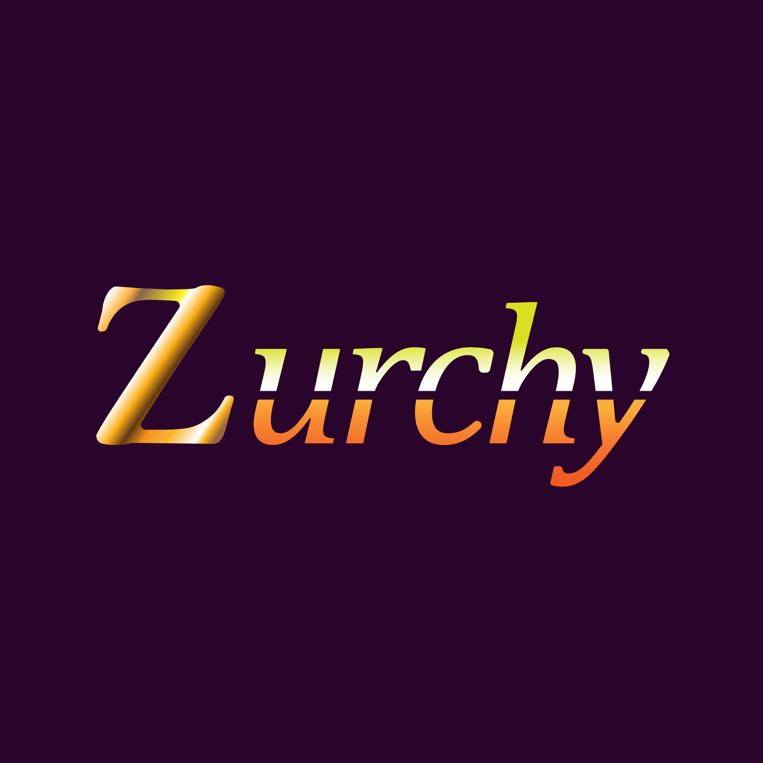 Welcome To Zurchy Brand!
