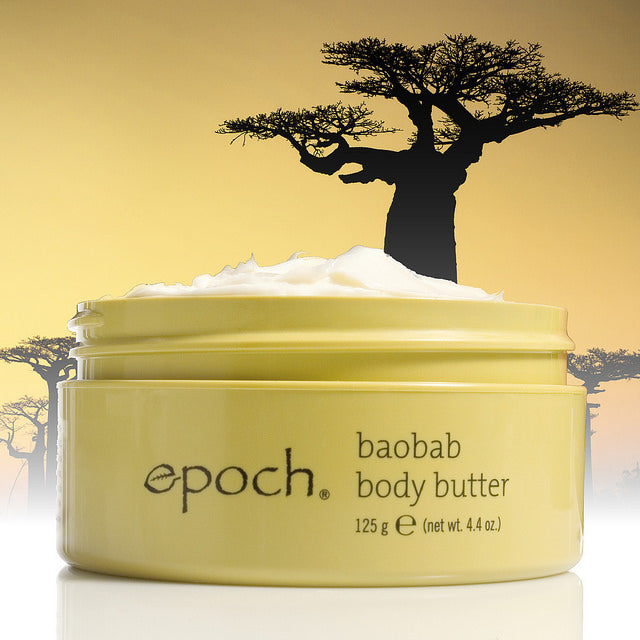 Epoch Baobab Body Butter: The Ultimate Moisturizer from nature