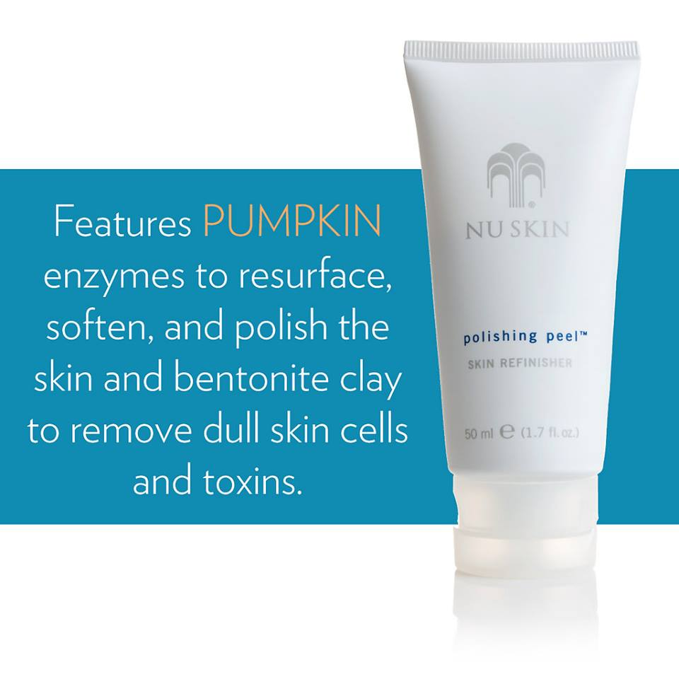 resurface your skin with polishing peel