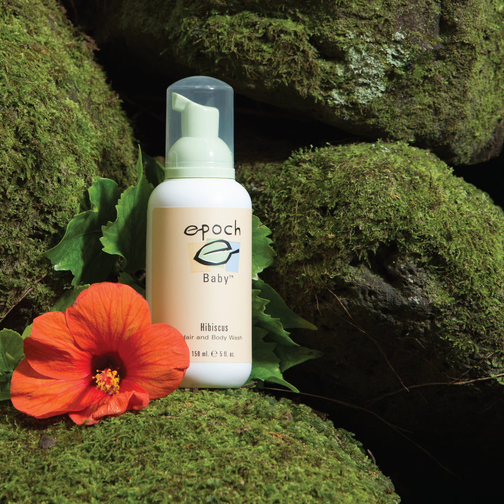 Epoch® Baby Hibiscus Hair & Body Wash