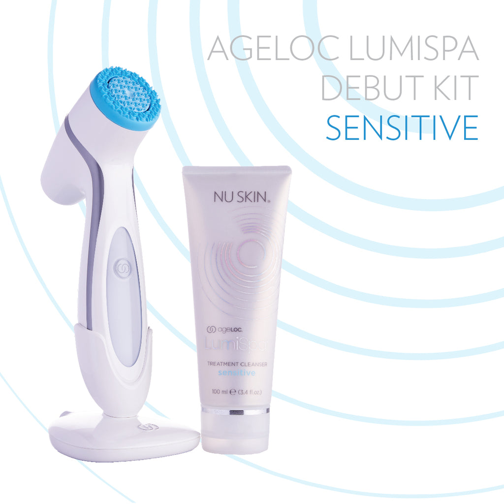 ageLOC® LumiSpa® Debut Kit (Sensitive)