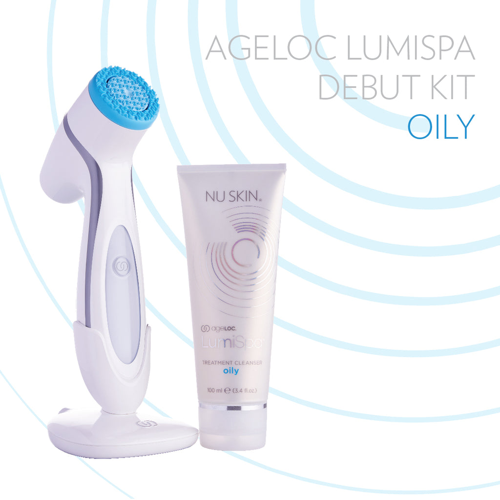 ageLOC® LumiSpa® Debut Kit (Oily)