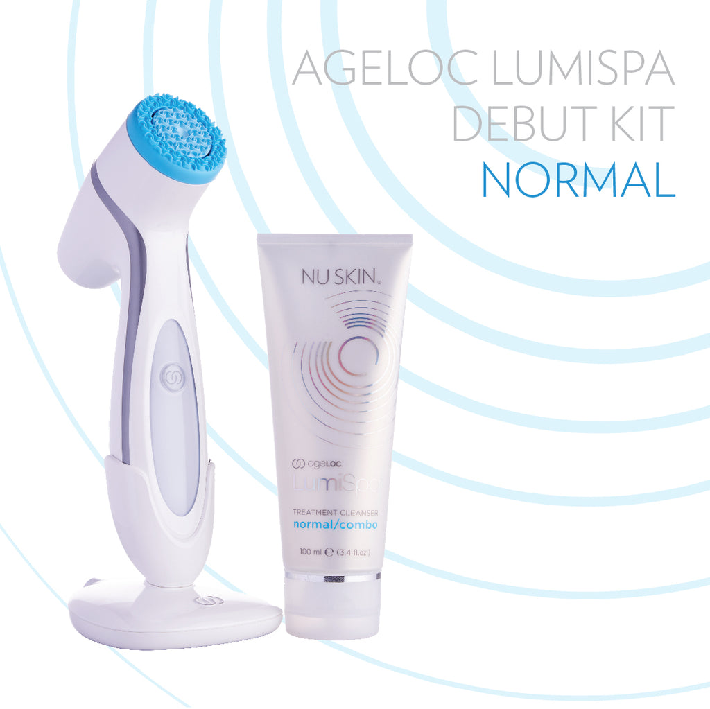 ageLOC® LumiSpa® Debut Kit (Normal/Combo)